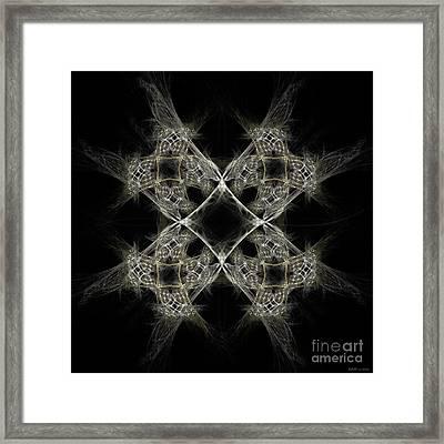 Four Doors Framed Print by Elizabeth McTaggart