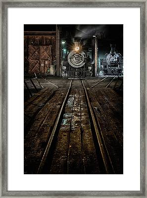 Four-eighty-two Framed Print