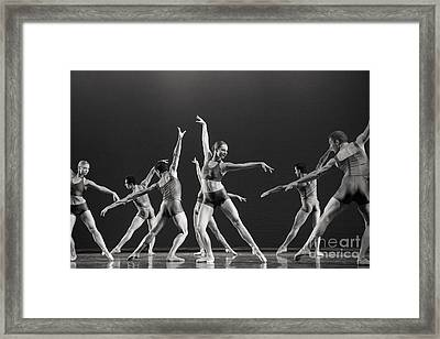 Four Pairs Framed Print