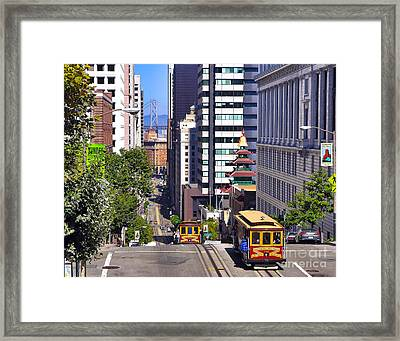 Four Points - San Francisco Framed Print