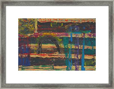 Trafaldamore For Ptsd Soldiers Framed Print by Ronald Carlino Jr
