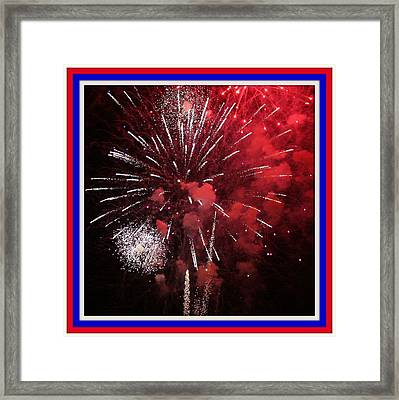 Fourth Of July No. One Framed Print