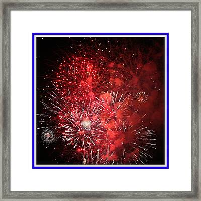 Fourth Of July No. Two Framed Print