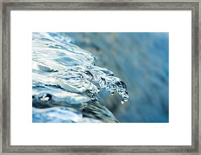 Fox River 03 Framed Print
