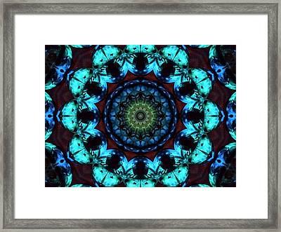 Fractal 2 Framed Print