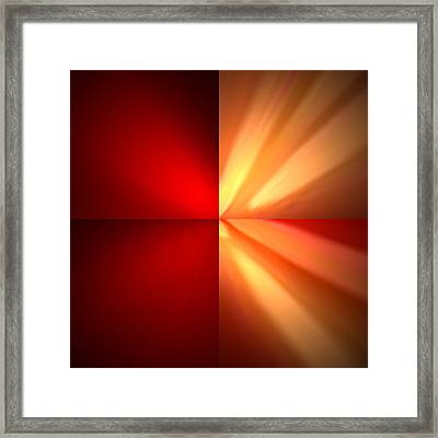 Fractal 6 Framed Print