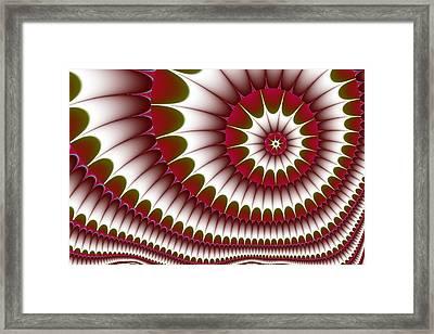 Fractal 634 Framed Print