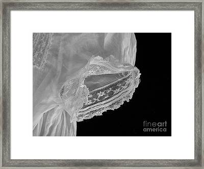 Fragility Framed Print by Pat Reese
