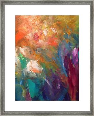 Fragrant Breeze Framed Print