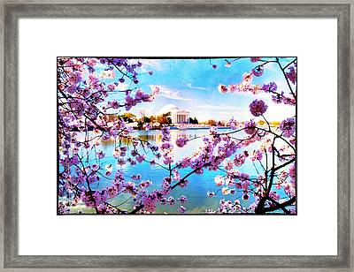 Framed Print featuring the photograph Framed  by Edward Kreis