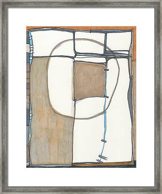 Framed Framed Print by Sandra Church
