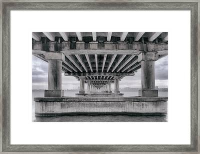 Frames. Dnipro, 2017. Framed Print