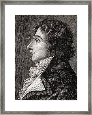 Fran Ois Chabot, 1757-1794. French Framed Print