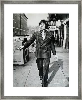 Frank  1968 Framed Print