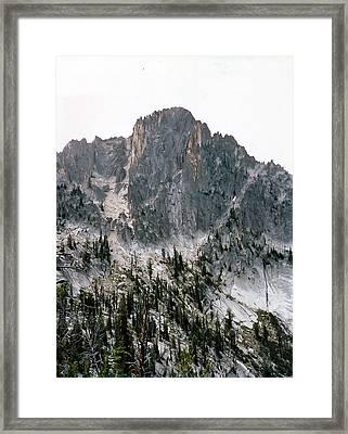 Frank Church 3 Photograph Framed Print