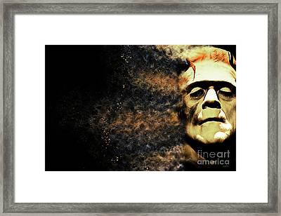 Goodbye Cruel World Love Frankenstein 20161101 Framed Print by Wingsdomain Art and Photography