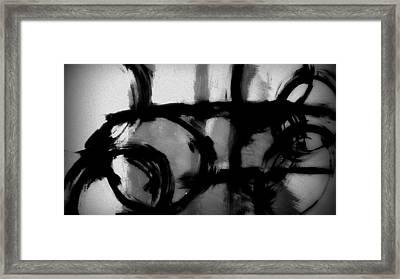 Franz Framed Print