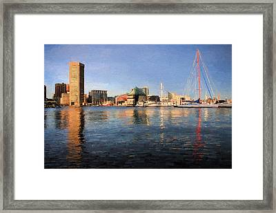 Fraternal Twins Framed Print by JC Findley