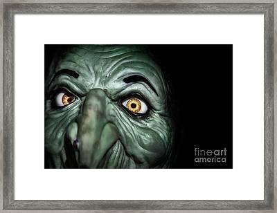 Freaky Friday Framed Print