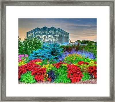 Frederik Meijer Gardens-2 Framed Print by Robert Pearson