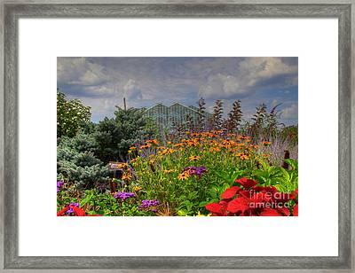Frederik Meijer Gardens-4 Framed Print by Robert Pearson