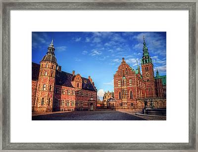 Frederiksborg Slot Denmark  Framed Print