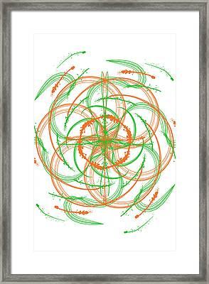 Free  Framed Print by Britten Adams