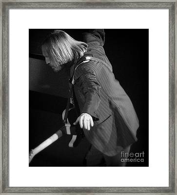 Free Fallin' - Tom Petty Framed Print
