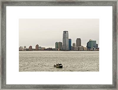 Free From Hustle And Bustle Framed Print by Elena Perelman