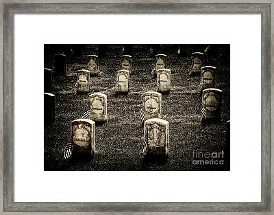 Free Slaves Framed Print by Paul W Faust - Impressions of Light