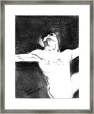 Free Sole Framed Print