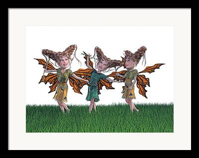 Airhead Framed Prints