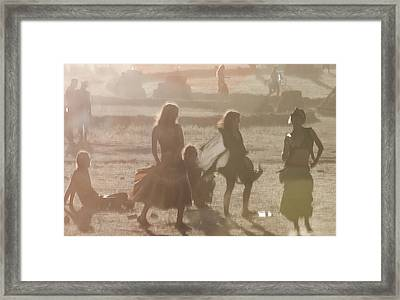 Free Spirit Framed Print by Vlad Gayraud