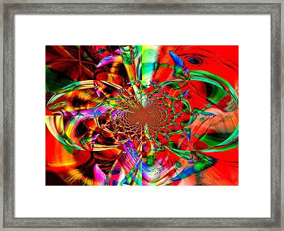 Free The Arts Framed Print by Fania Simon