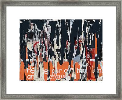Free Framed Print by Ulises  Toache