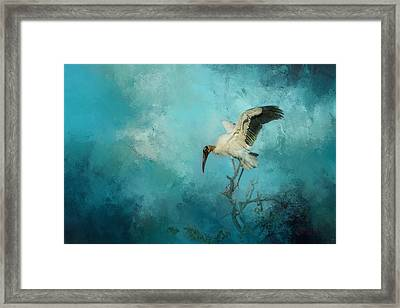 Free Will Framed Print by Marvin Spates