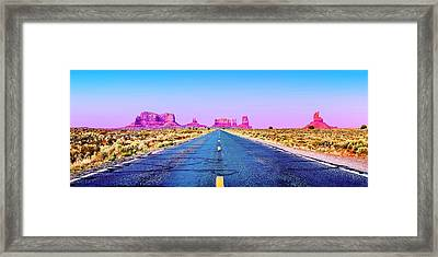 Freedom Framed Print by Az Jackson