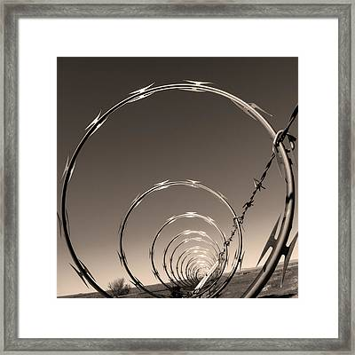 Freedom Framed Print by Don Spenner