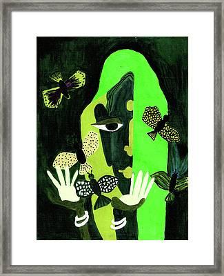 Freedom Framed Print by Farah Faizal