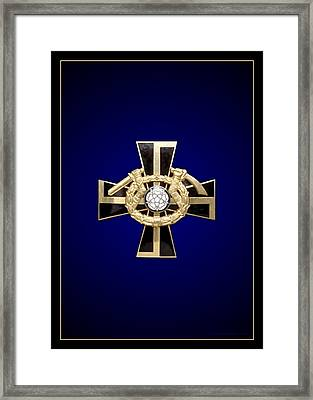 Freedom Is A Privilege  Framed Print