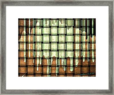 Freedom Marchers  2 Framed Print by Teodoro De La Santa