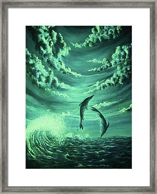 Freedom Framed Print by Pralhad Gurung