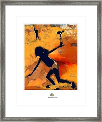 Freedom To Fly Framed Print by Bob Salo