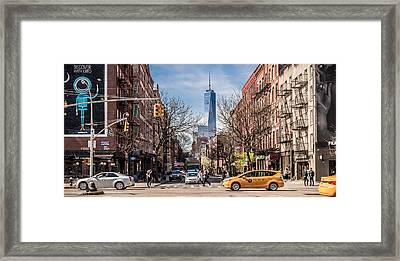 Freedom View Framed Print by Phillip Schafer