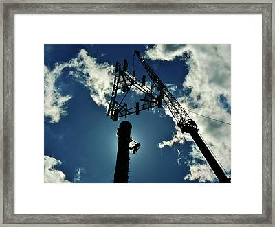 Freeland Framed Print