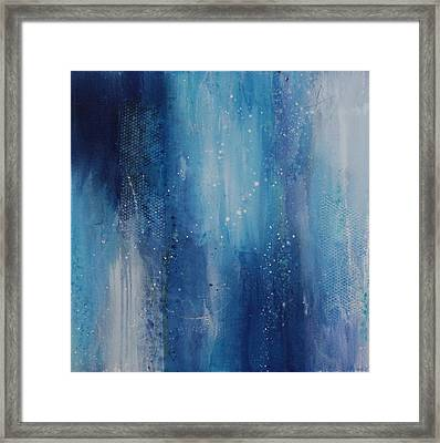 Freezing Rain #1 Framed Print