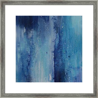 Freezing Rain #2 Framed Print