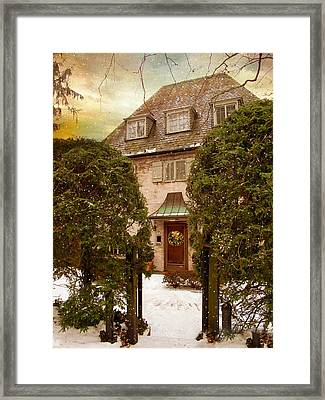 French Country Charm Framed Print