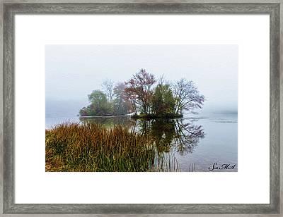 French Creek 17-106 Framed Print