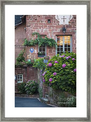 French Home Framed Print by Brian Jannsen